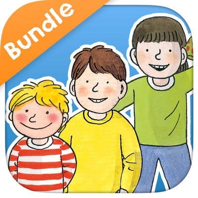 Biff, Chip and Kipper Phonics App Bundle