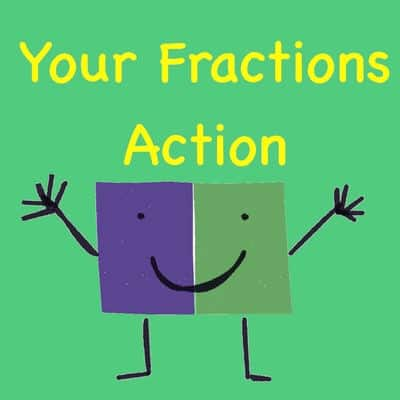 Your Fractions - Essential Maths for kids