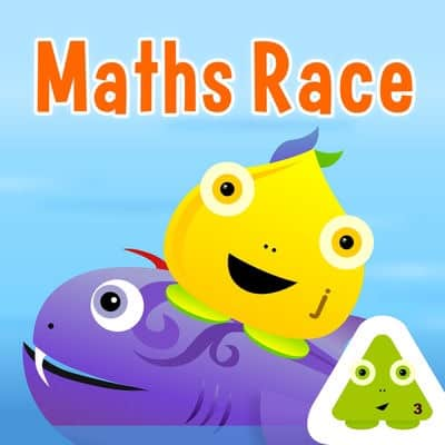 Squeebles Maths Race