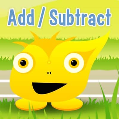 Squeebles Addition & Subtraction