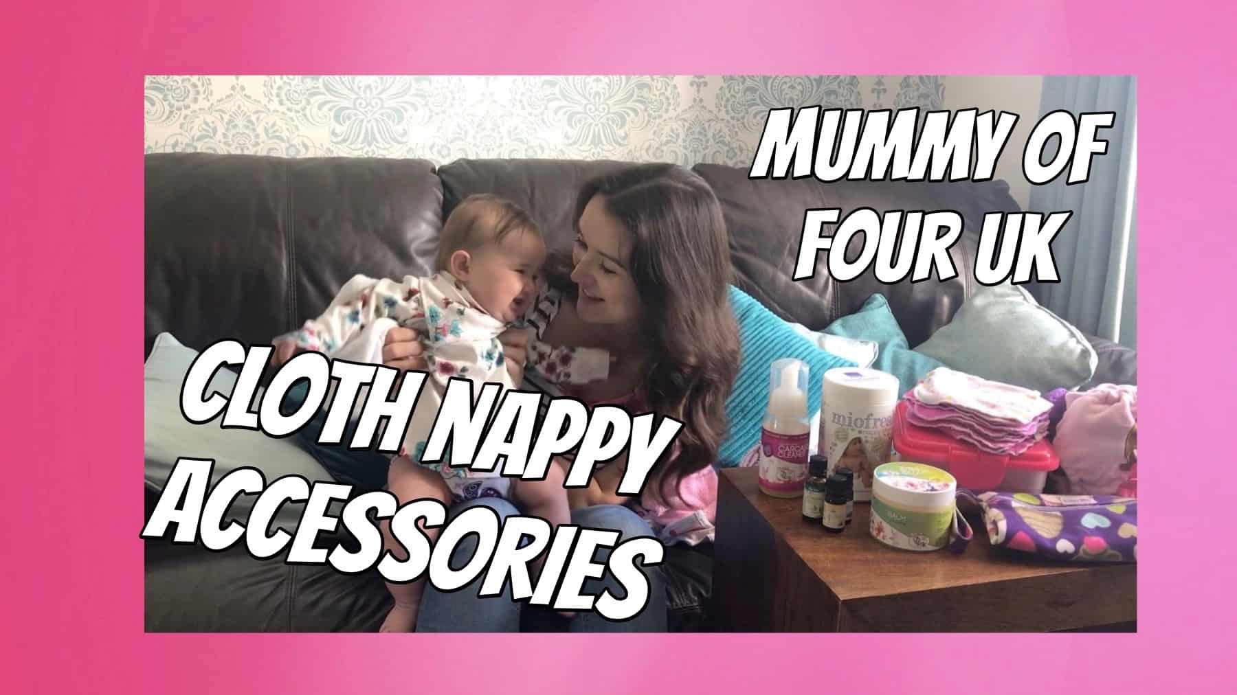 Cloth nappie Accessories - Mummy Of Four's Cloth Nappy Series