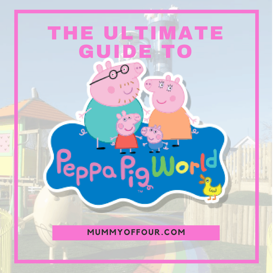 Days out with kids archives mummy of four peppa pig world at paultons park a guide to making the most of your day stopboris Image collections