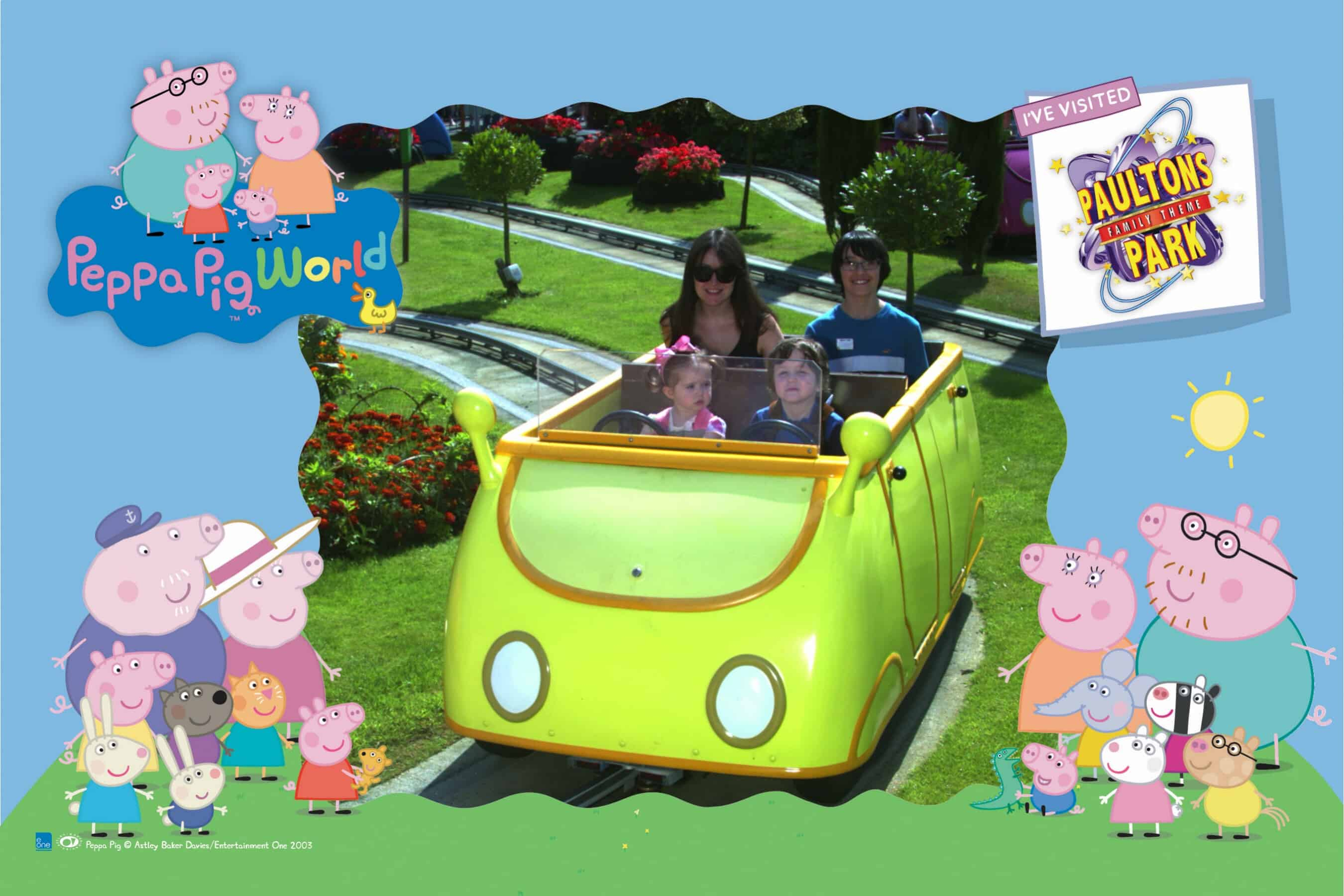Peppa Pig World At Paulton S Park A Guide To Making The Most Of
