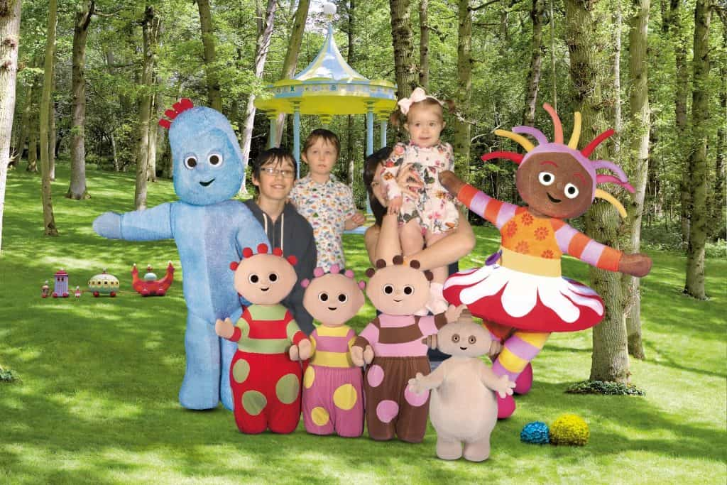 CBeebies Photo Studio Alton Towers CBeebies Land