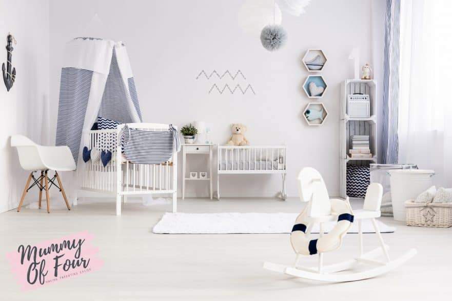 15 Baby Nursery Essential Items That You Need For Your Newborn | Mummy Of Four