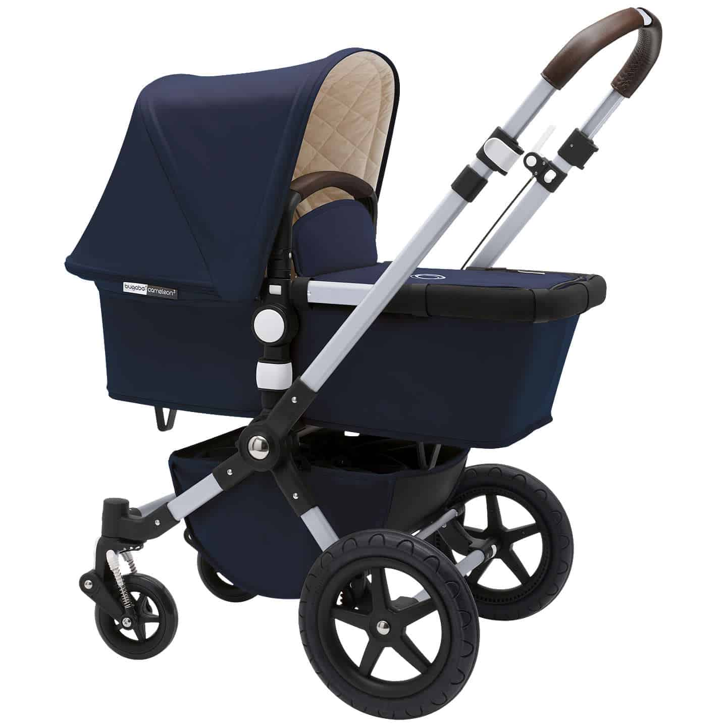 Bugaboo Cameleon3 Classic+ Complete Pushchair, Navy