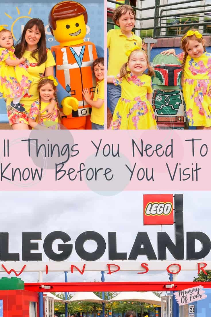 11 THINGS YOU NEED TO KNOW BEFORE VISITING LEGOLAND ...